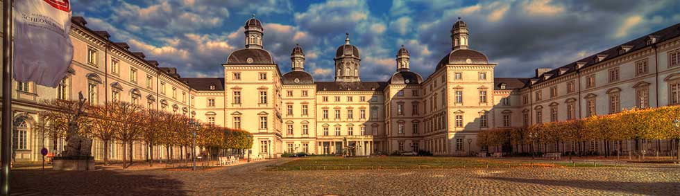 Bensberg Palace Althoff Grandhotel Schloss Bensberg – Fine Art Photo by Glen Green